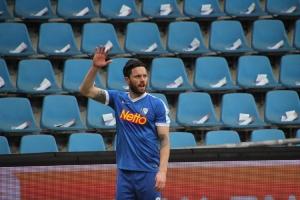 Tim Hoogland VfL Bochum gegen Kaiserslautern