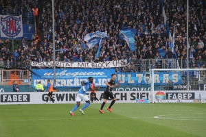 Ultras Bochum Soildarität mit Block U