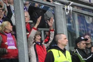 Support Osnabrück Fans in Duisburg