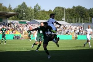 SV Elversberg vs. VfL Wolfsburg
