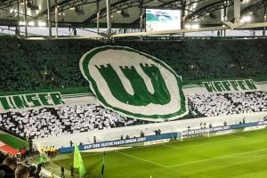 Wolfsburger Choreo - pro altes Wappen