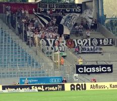 Chemnitzer FC vs. VfR Aalen