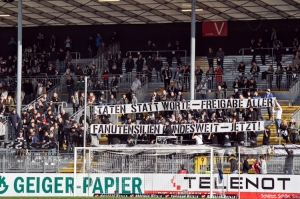 VfR Aalen vs. Chemnitzer FC