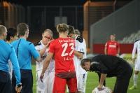 Viktoria Köln bei Rot Weiss Essen 2015