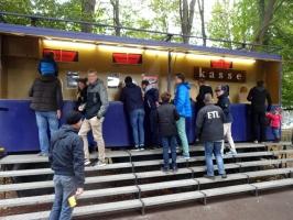 Viktoria Köln gegen Waldhof Mannheim 05-10-2019
