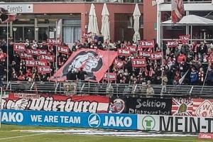 Würzburger Kickers vs. FSV Zwickau