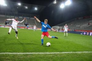 Rot-Weiss Essen vs. Wuppertaler SV Fotos Spielszenen 25-11-2020
