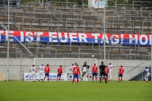 WSV gegen RWE Spielszenen 08-05-2021 Spielszenen