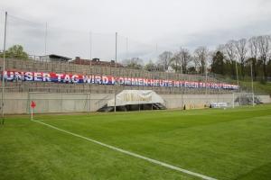 WSV gegen RWE Banner 08-05-2021