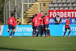 Spielfotos WSV gegen Rot-Weiss Essen 10-11-2019