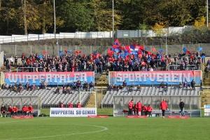 WSV Fans im Derby gegen Essen 2019