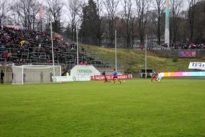 Wuppertal gegen Essen Spiel November 2018