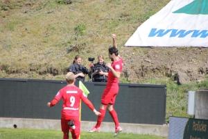 Wuppertaler SV Pokalfinale 2019 Spielszenen