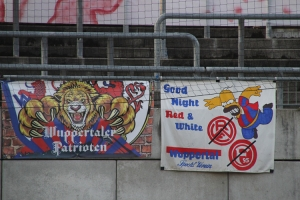Zaunfahnen Wuppertal