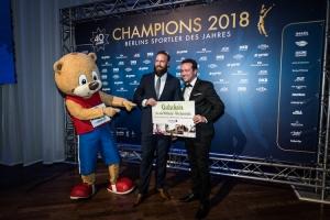 Berlins Sportler des Jahres 2018