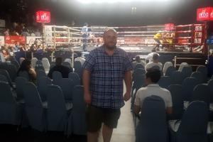 Kampfsport im Rajadamnern