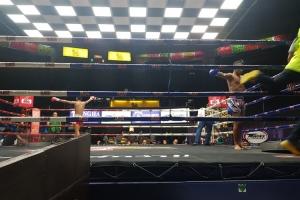 Muay Thai (Thaiboxen) im Rajadamnern