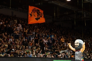 Niners Chemnitz vs. Rostock Seawolves