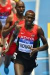 Caleb Mwangangi Ndiku aus Kenia, Sopot 2014