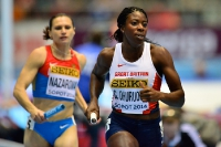 Christina Ohuruogu in Sopot