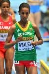 Hiwot Ayalew, Äthiopien, WM Sopot 2014