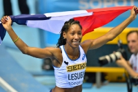 Éloyse Lesueur in Sopot, WM 2014