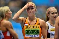 Nadine Broersen, Sopot, WM 2014