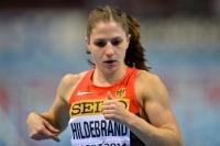 Nadine Hildebrand, Sopot, WM 2014
