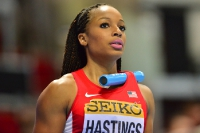 Natasha Hastings, Sopot WM 2014