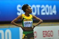 Natoya Goule, Jamaika, 800m Frauen