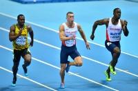 Richard Kilty, Sprint Weltmeister 2014