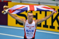 Richard Kilty, Sprint Weltmeister 2014