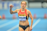 Verena Sailer, Sopot, WM 2014