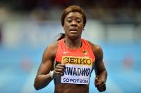 Yasmin Kwadwo, Sopot, WM 2014