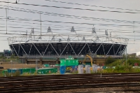 Olympiastadion London 2012