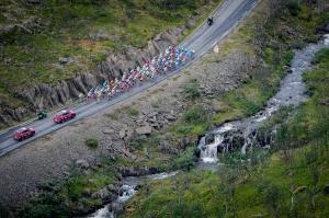 2. Etappe Arctic Race of Norway 2018
