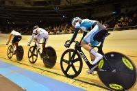 Anna Knauer holt Gold im Punktefahren