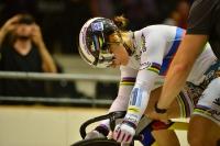 Kristina Vogel holt Gold im Sprint