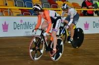 Frauen Sprint, Bahn-EM 2013 in Apeldoorn