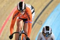 Sprintduell Kristina Vogel vs. Elis Ligtlee