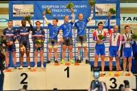 Gold für René Enders, Robert Förstemann, Maximilian Levy