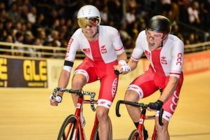Polen holt Bronze im Madison