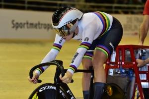 500m Zeitfahren Frauen Finale