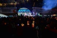 Rahmenprogramm beim Berliner Sechstagerennen 2014