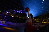 Showprogramm beim Berliner Sechstagerennen 2014