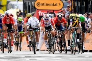 1. Etappe 106. Tour de France