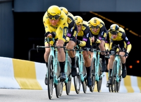 2. Etappe 106. Tour de France