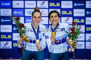 Vittoria Guazzini und Elisa Balsamo