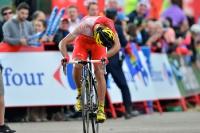 Luis-Angel MATE, Vuelta a España 2014