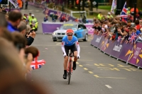 Clara Hughes beim EZF London 2012